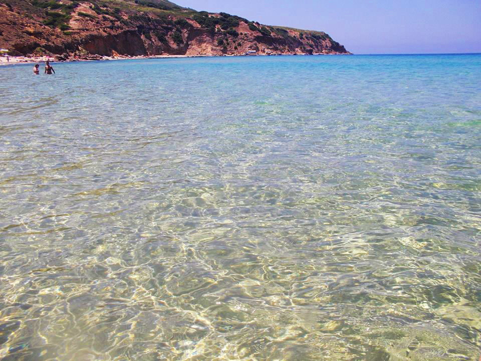 scatti dalla spiaggia di porto paglia Gonnesa Sardegna