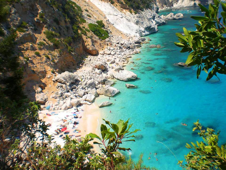 Baunei - cala Goloritzè Sardegna