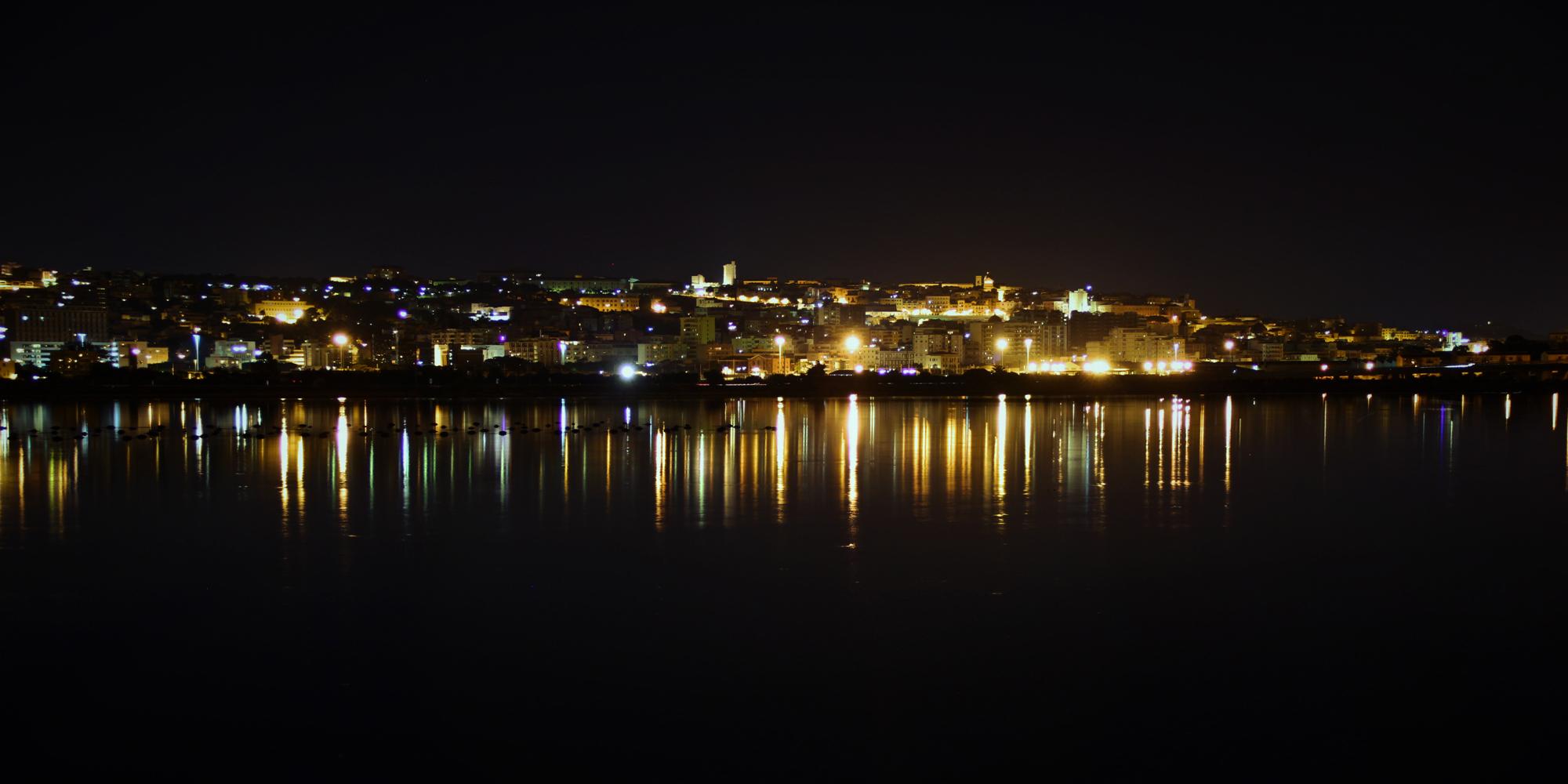 Cagliari by Night - luglio 2015