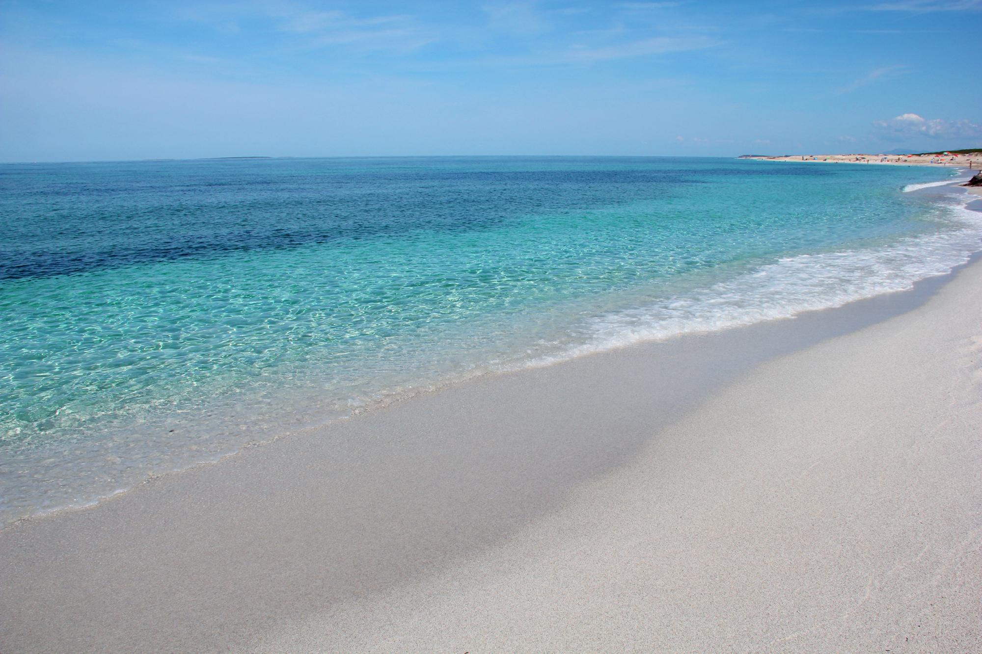 Spiaggia Maimoni Cabras Sardegna