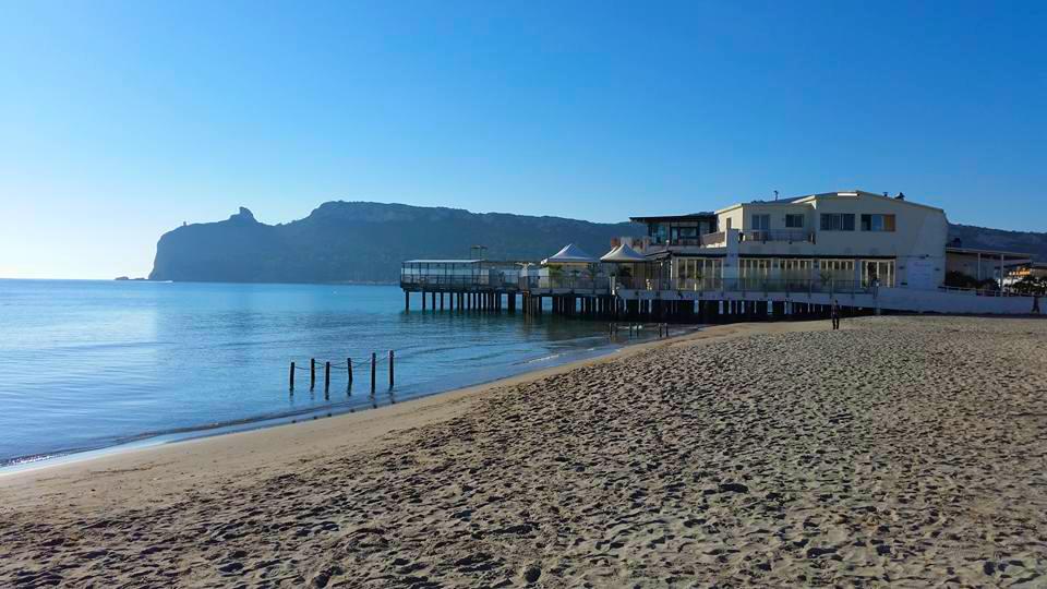 Sardegna link vacanze poetto cagliari stabilimento Lido