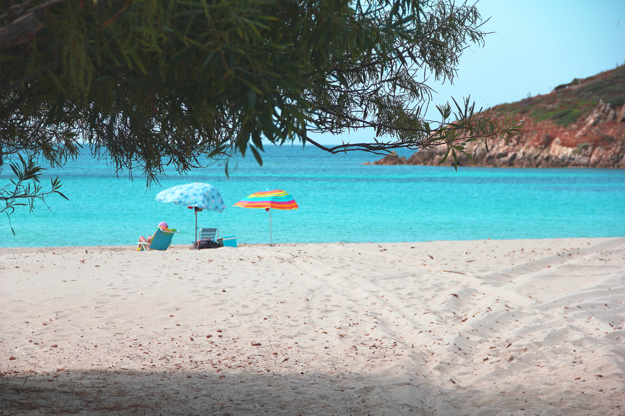 Chia Spiaggia Tuerredda Sardegna link Vacanze