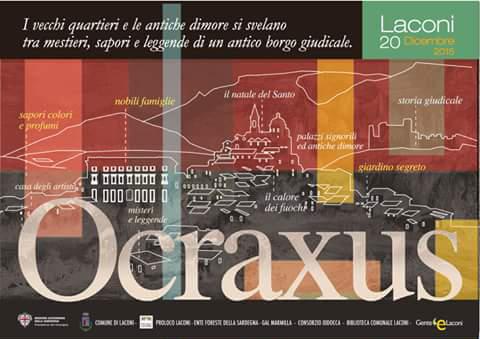ocraxus a laconi il 20 dicembre 2015
