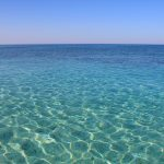 mari ermi panoramica dall'acqua