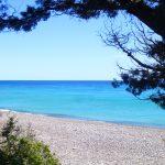 coccorrocci una spiaggia dell'ogliastra in sardegna