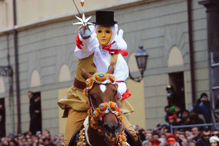 Carnevale 2018 -Sartiglia Oristano