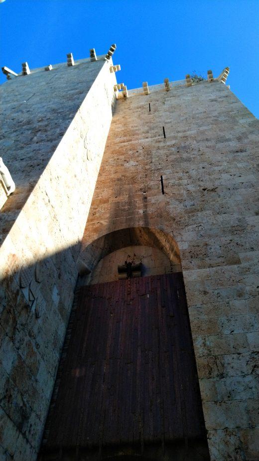 Torre dell' elefante a Cagliari